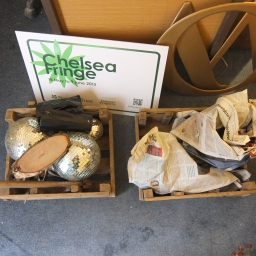 Chelsea Fringe at Salako London